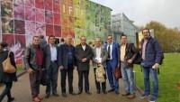 سفر گل کاران و اعضای پژوهشکده گل و گیاه و جهاد کشاورزی محلات به هلند