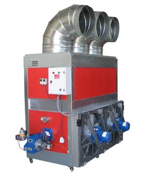 طراحی و راه اندازی سیستم های گرمایشی